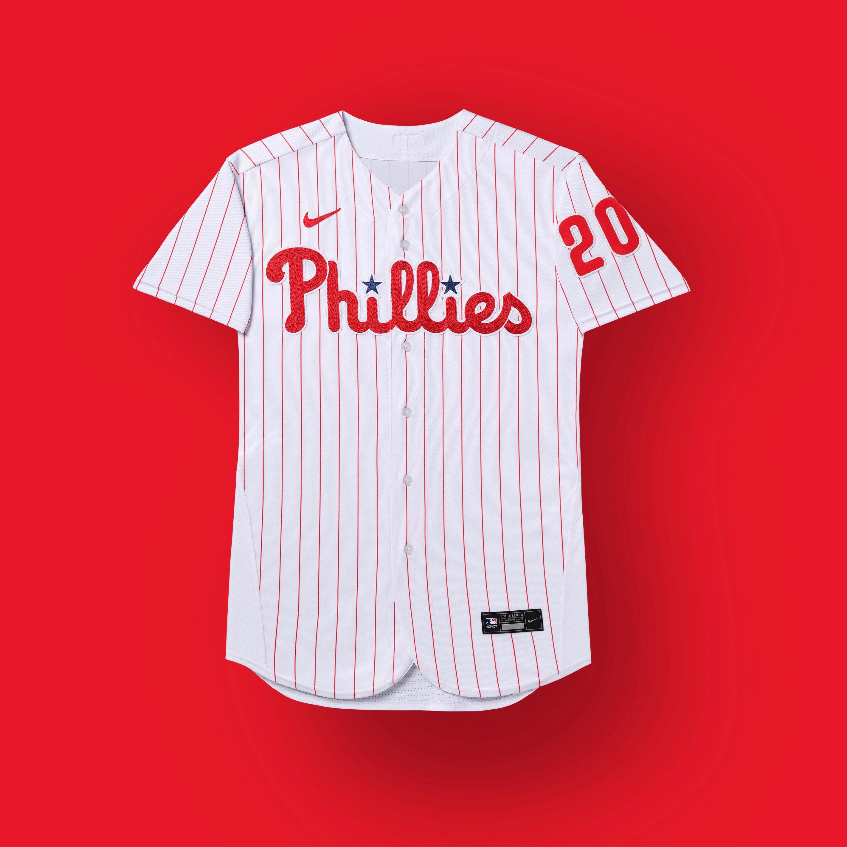 philadelphia phillies 2020 uniforms