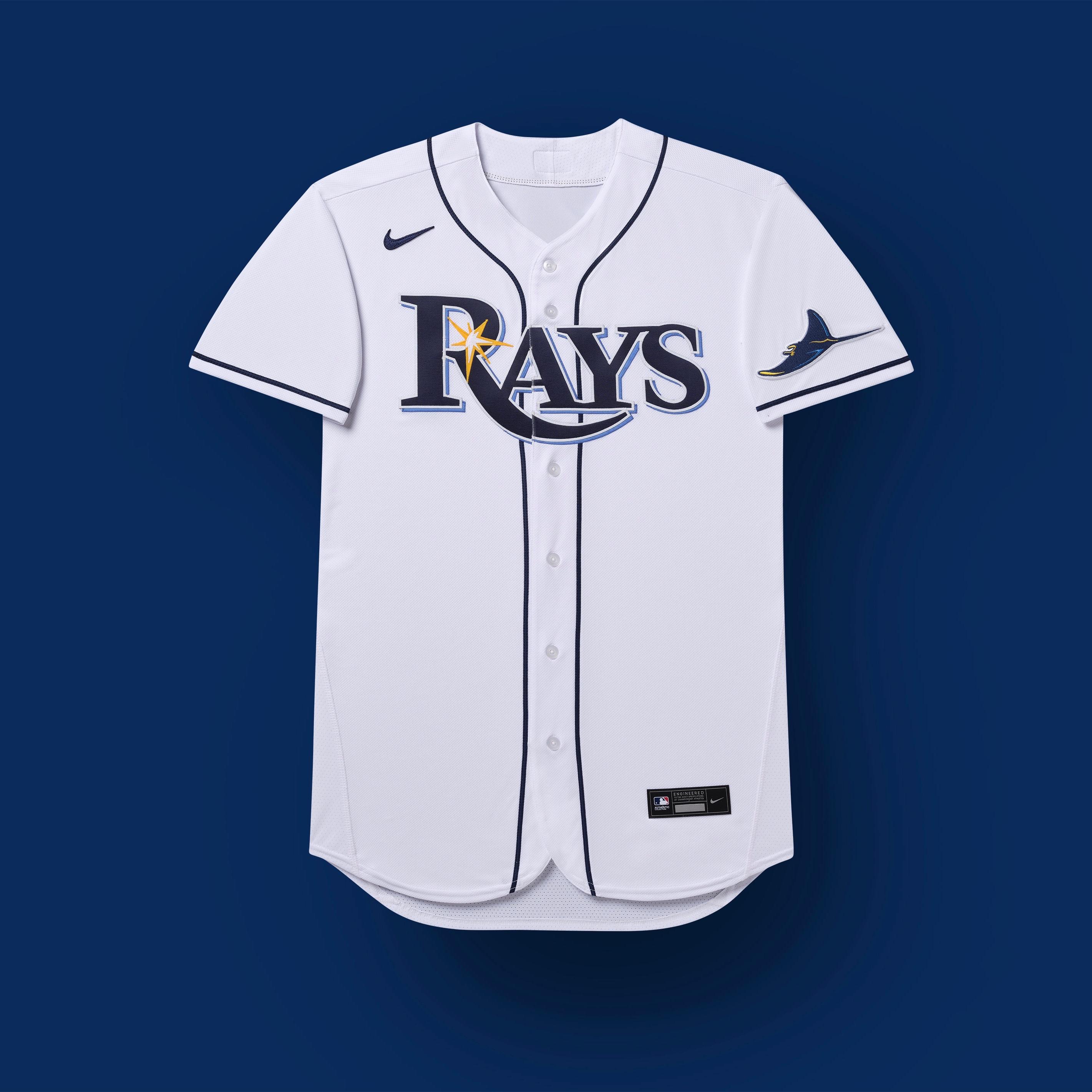 tampa bay rays 2020 uniforms