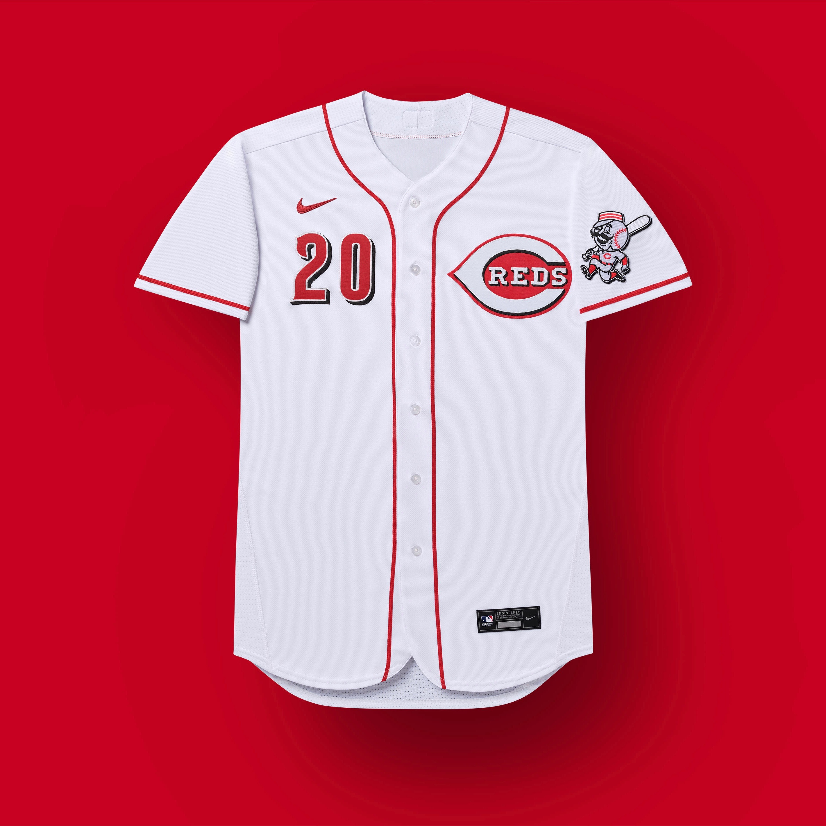 cincinnati reds 2020 uniforms