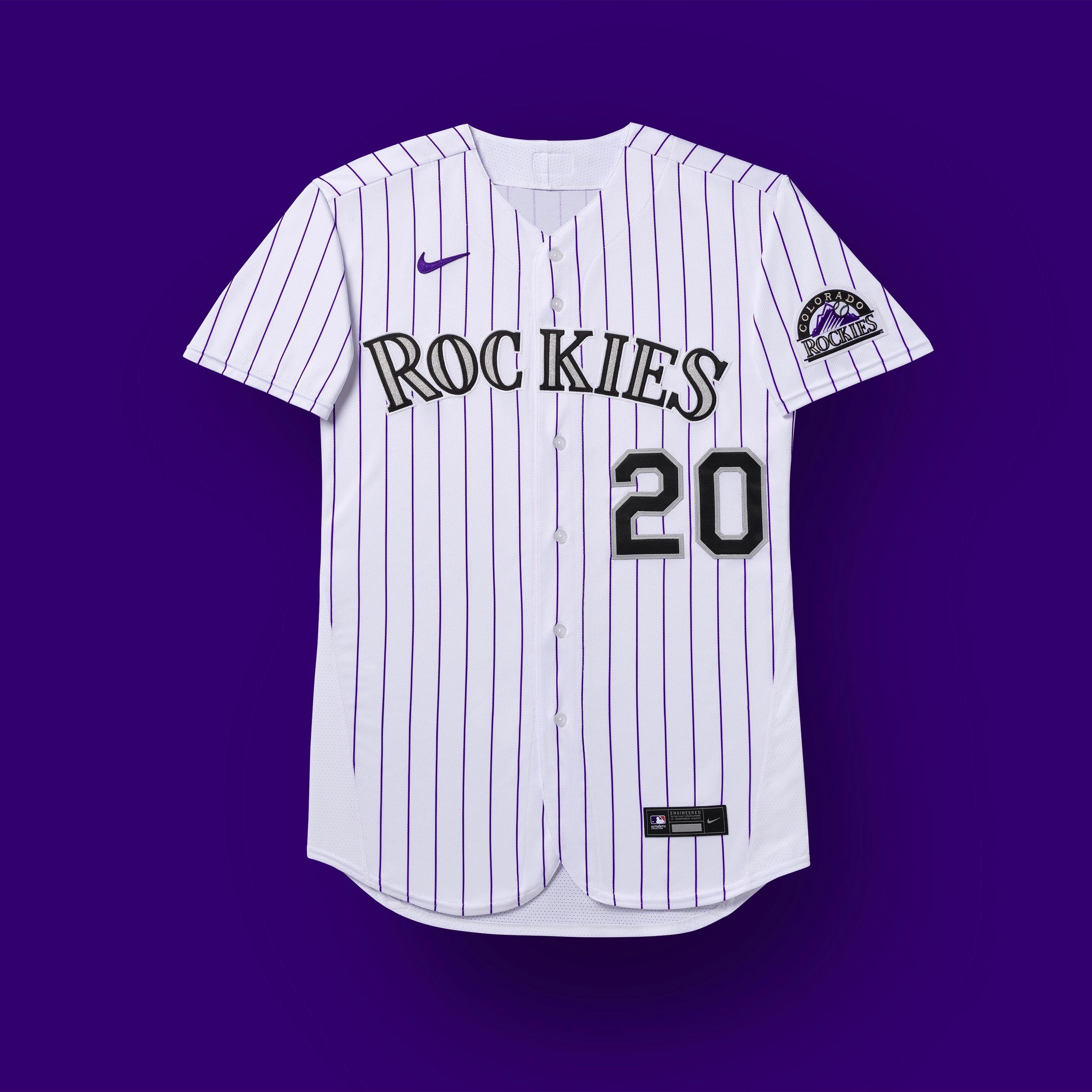 colorado rockies 2020 uniforms