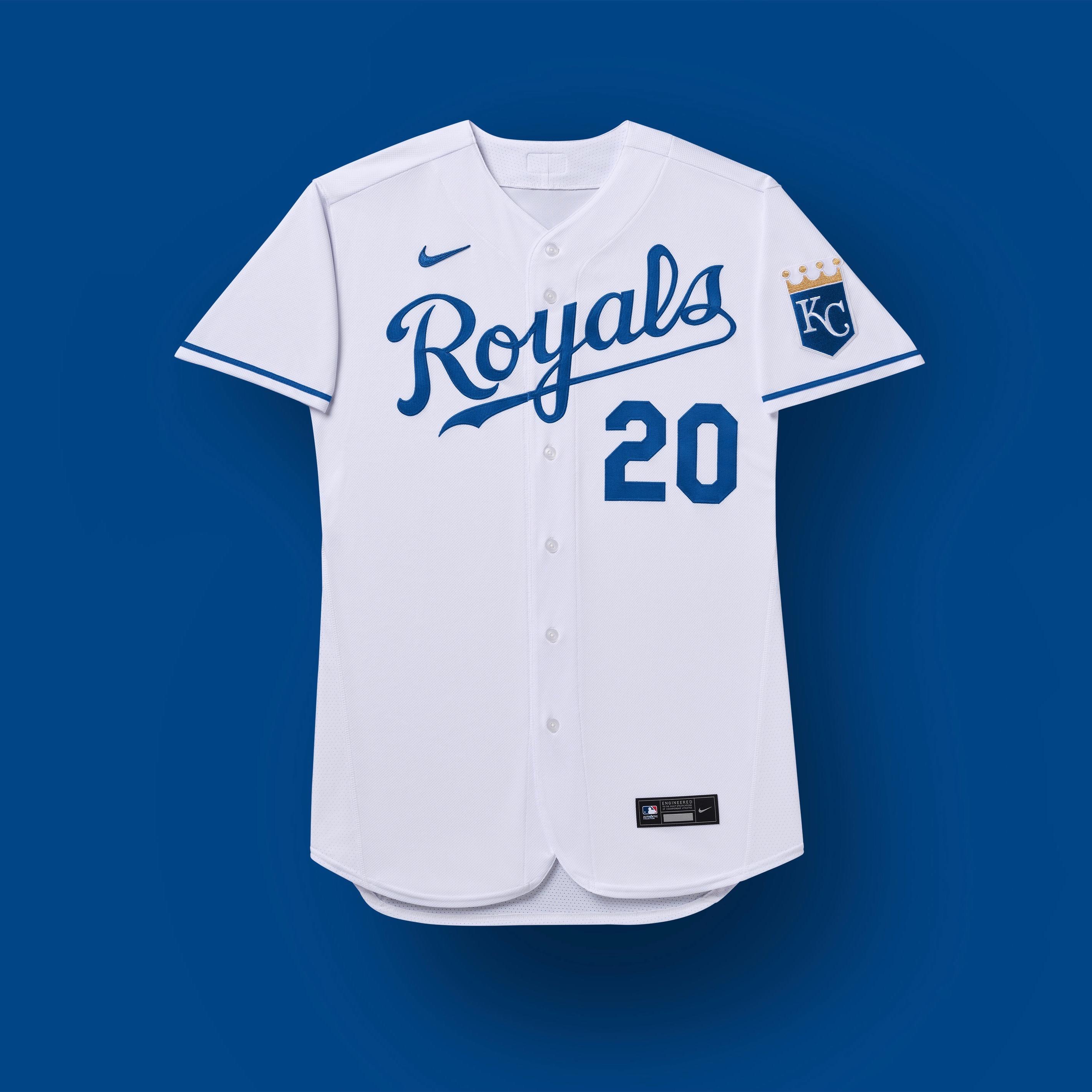 kansas city royals 2020 uniforms