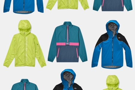 10 Windbreakers for Running or Just Hanging Out in This Spring