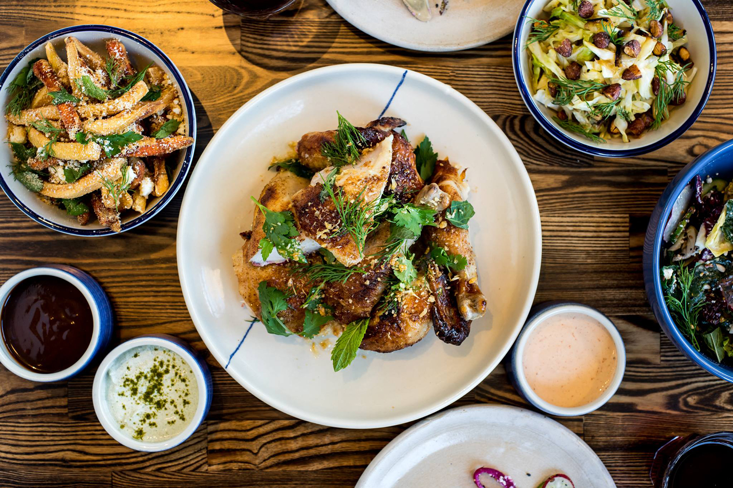 RT Rotisserie will offer their whole menu for delivery and takeout