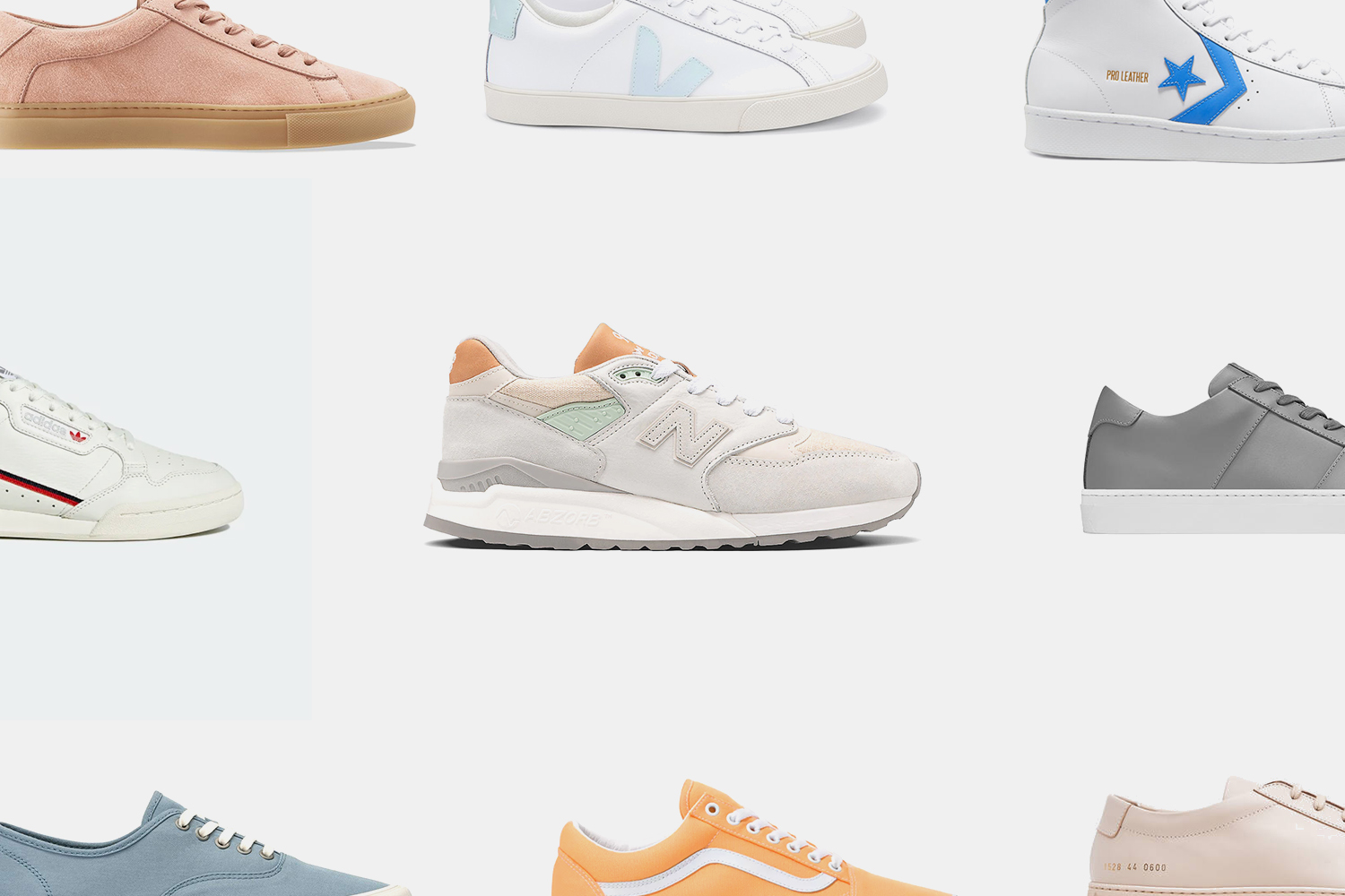 15 Spring Sneakers That Aren't Just White