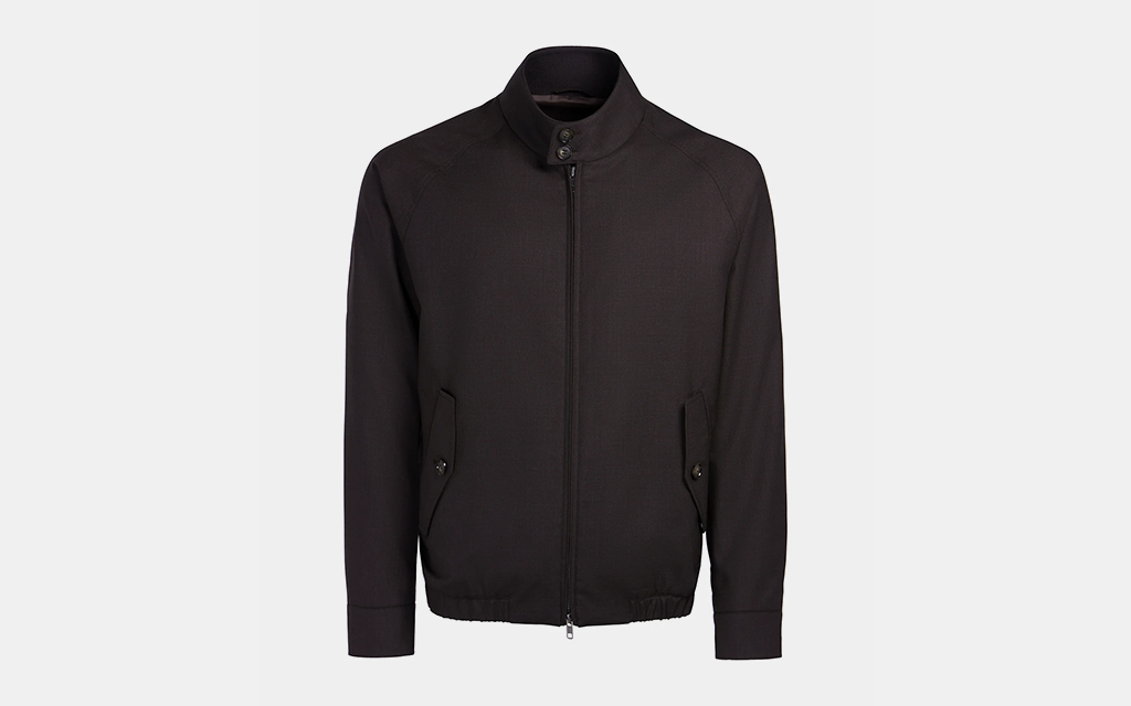 Suit Supply Harrington Jacket
