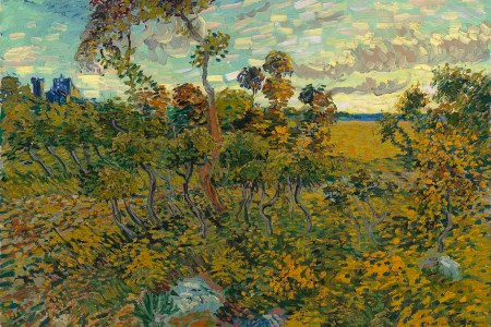 This Vincent van Gogh painting sat in an attic for decades
