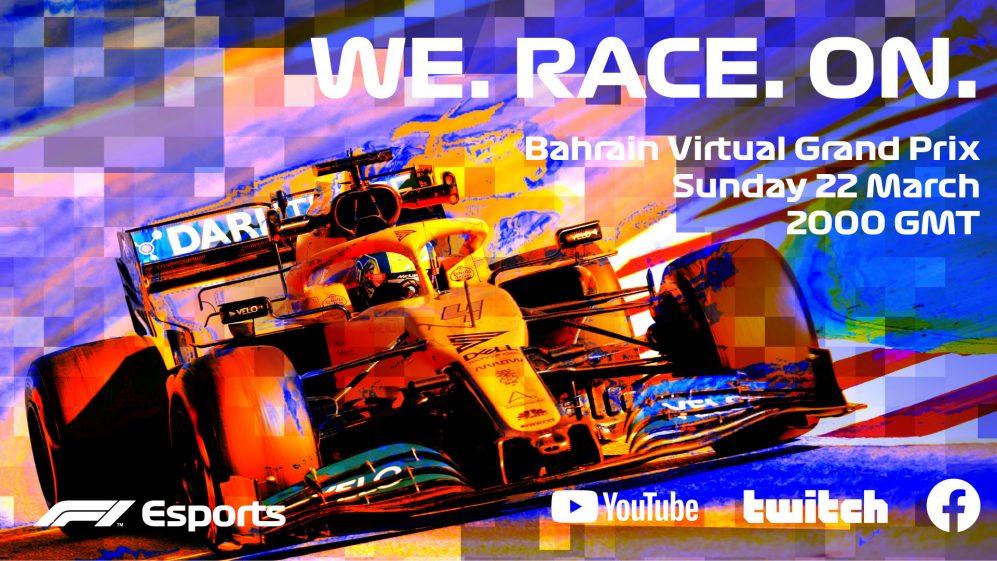 Bahrain Virtual Grand Prix