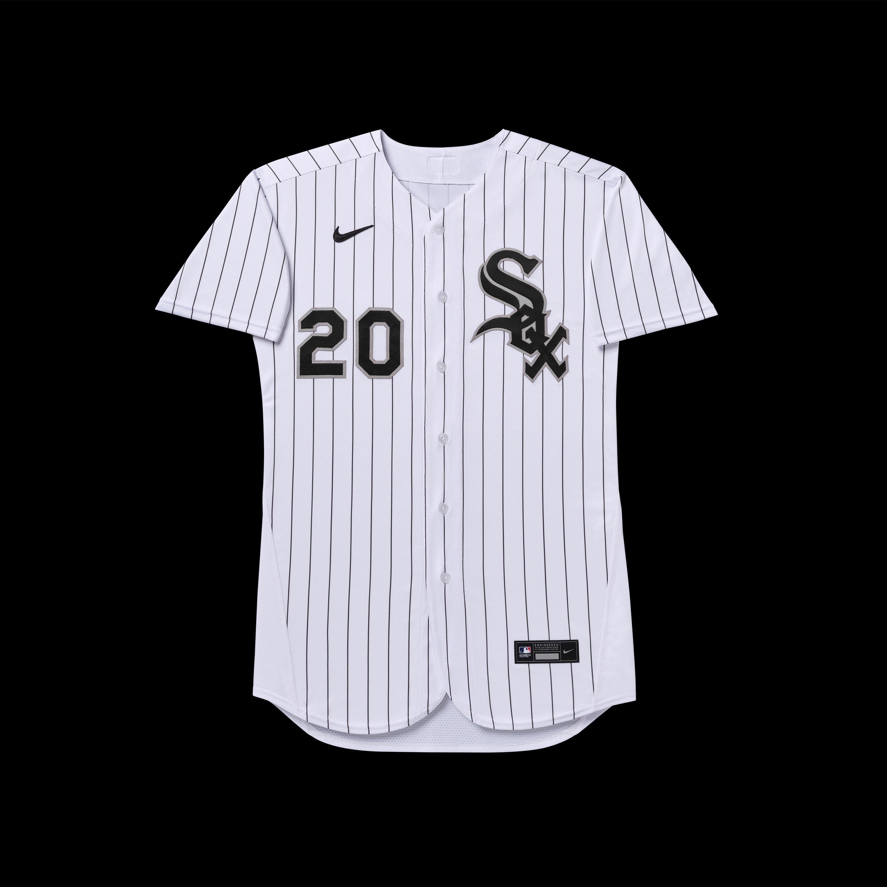 chicago white sox 2020 uniforms