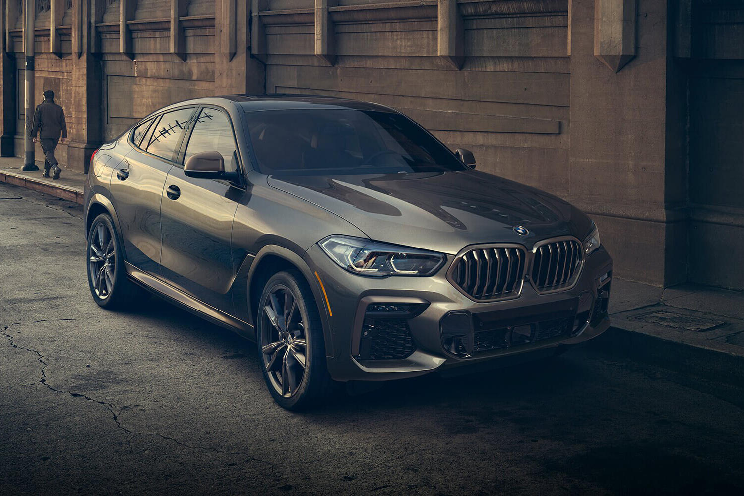Review The 2020 Bmw X6 Finally Gets It Right Insidehook