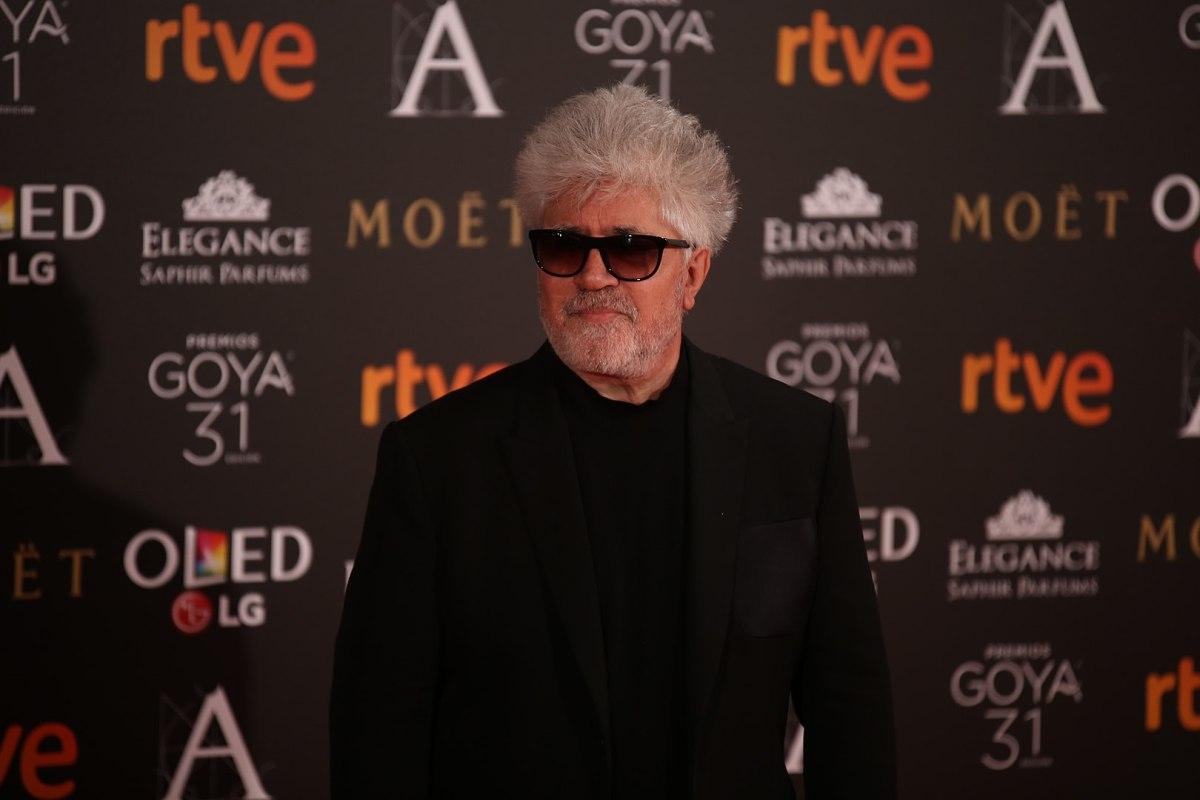 Pedro Almodóvar in 2017