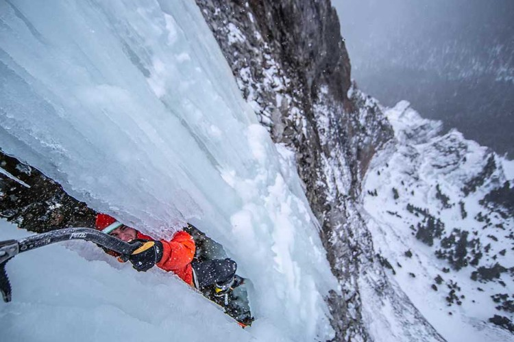 How Some of the World's Best Mountain Climbers Do Quarantine