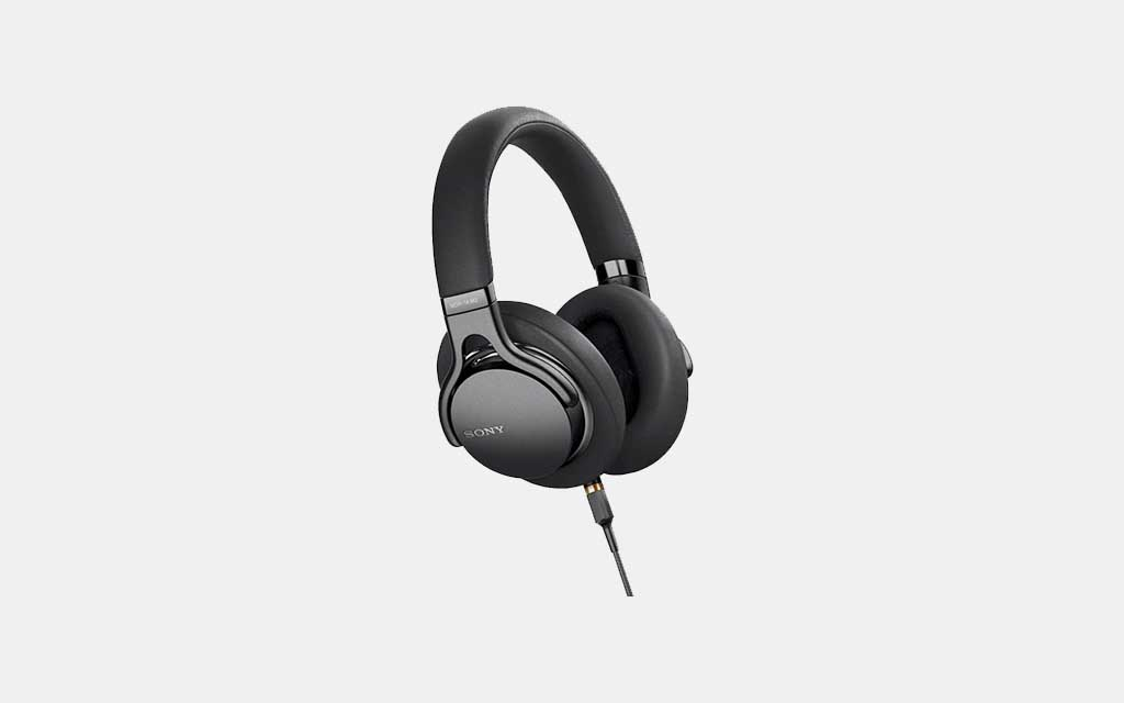 MDR-1AM2 Wired High Resolution Audio Over-Ear Headphones