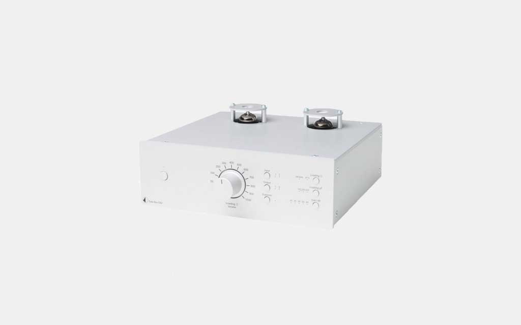 Tube Box DS2 Phono Preamplifier