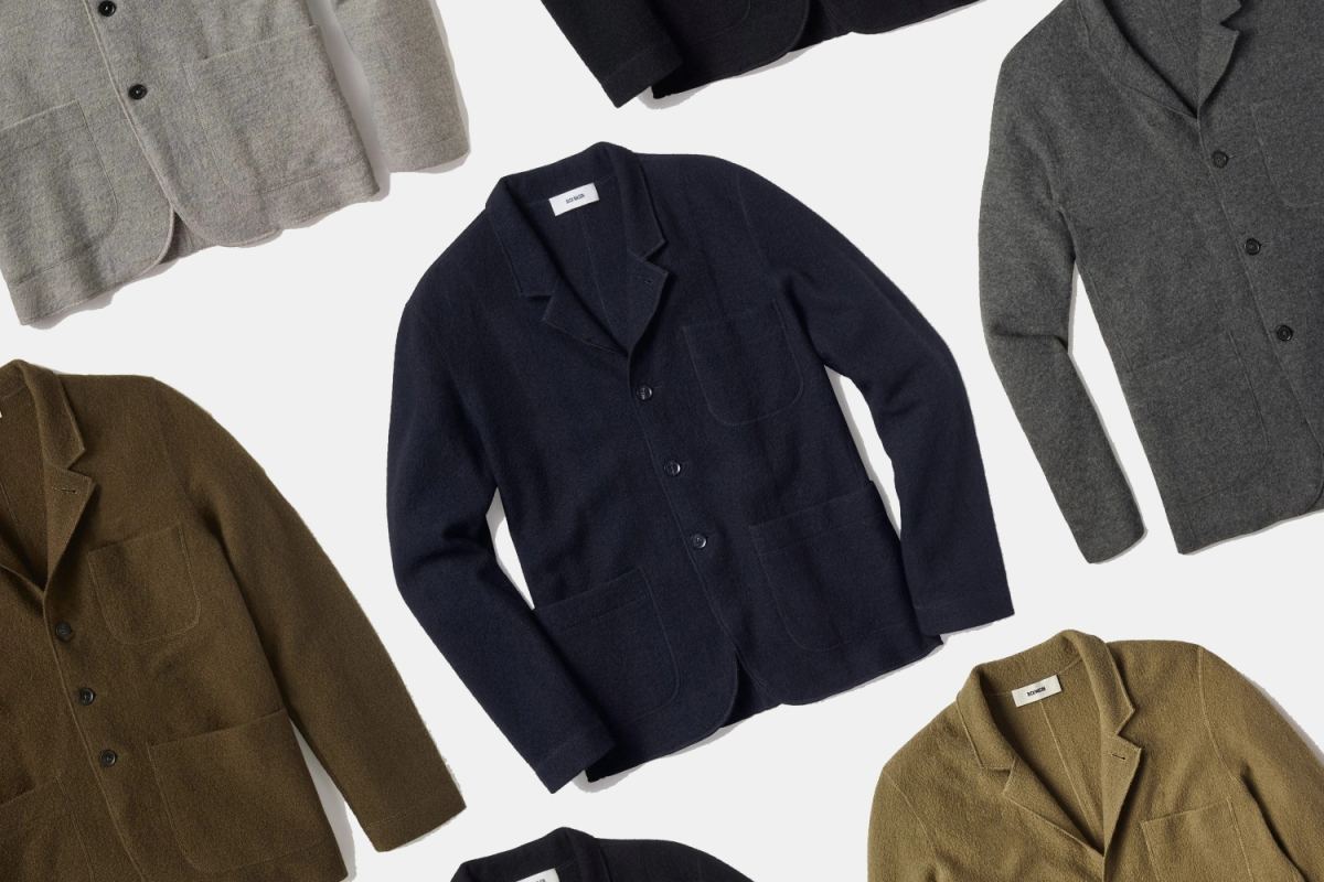 Best men's chore coats from Buck Mason