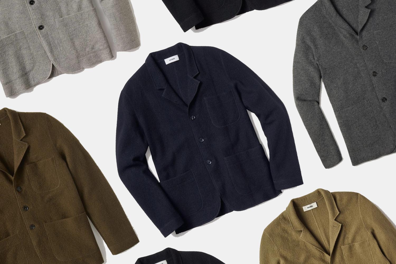 Best men's chore coats from Buck Mason