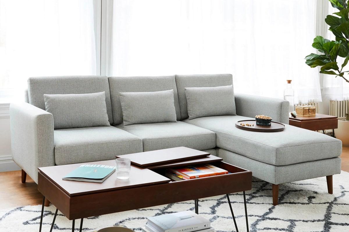 Take $200 Off Burrow's American-Made Modular Furniture - InsideHook