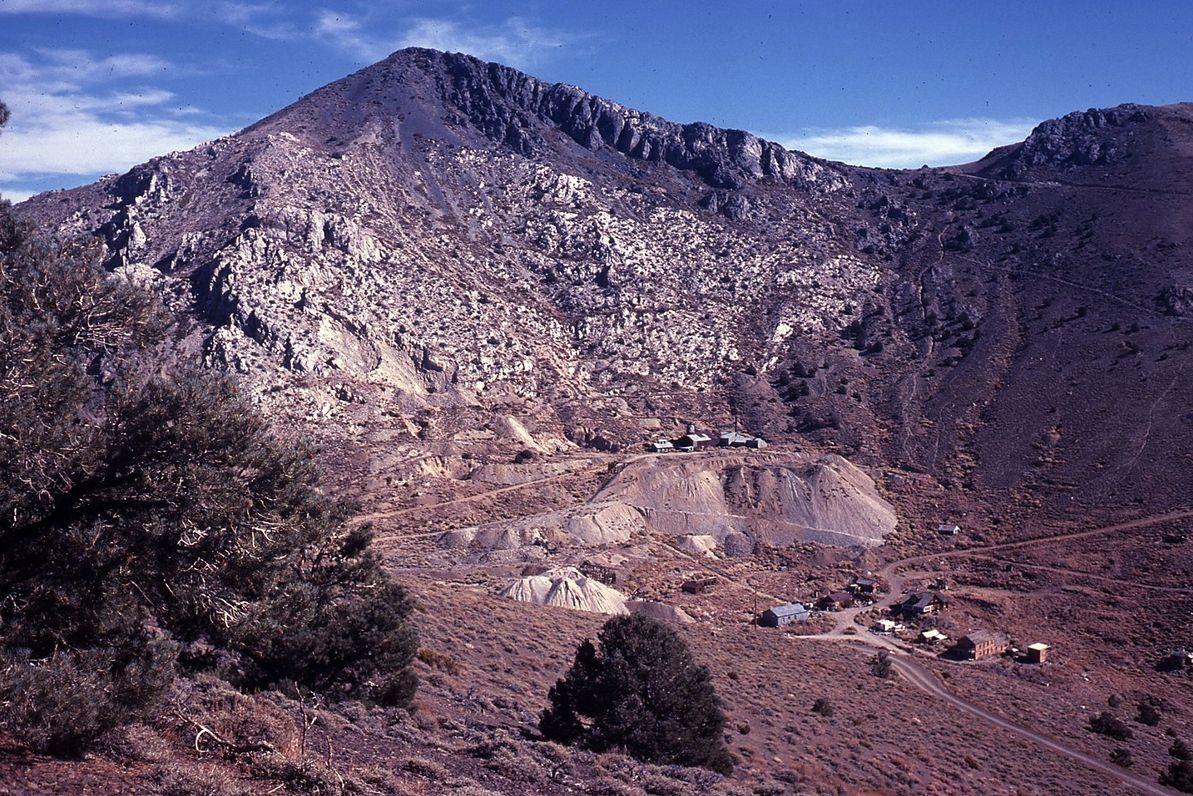Cerro Gordo, California