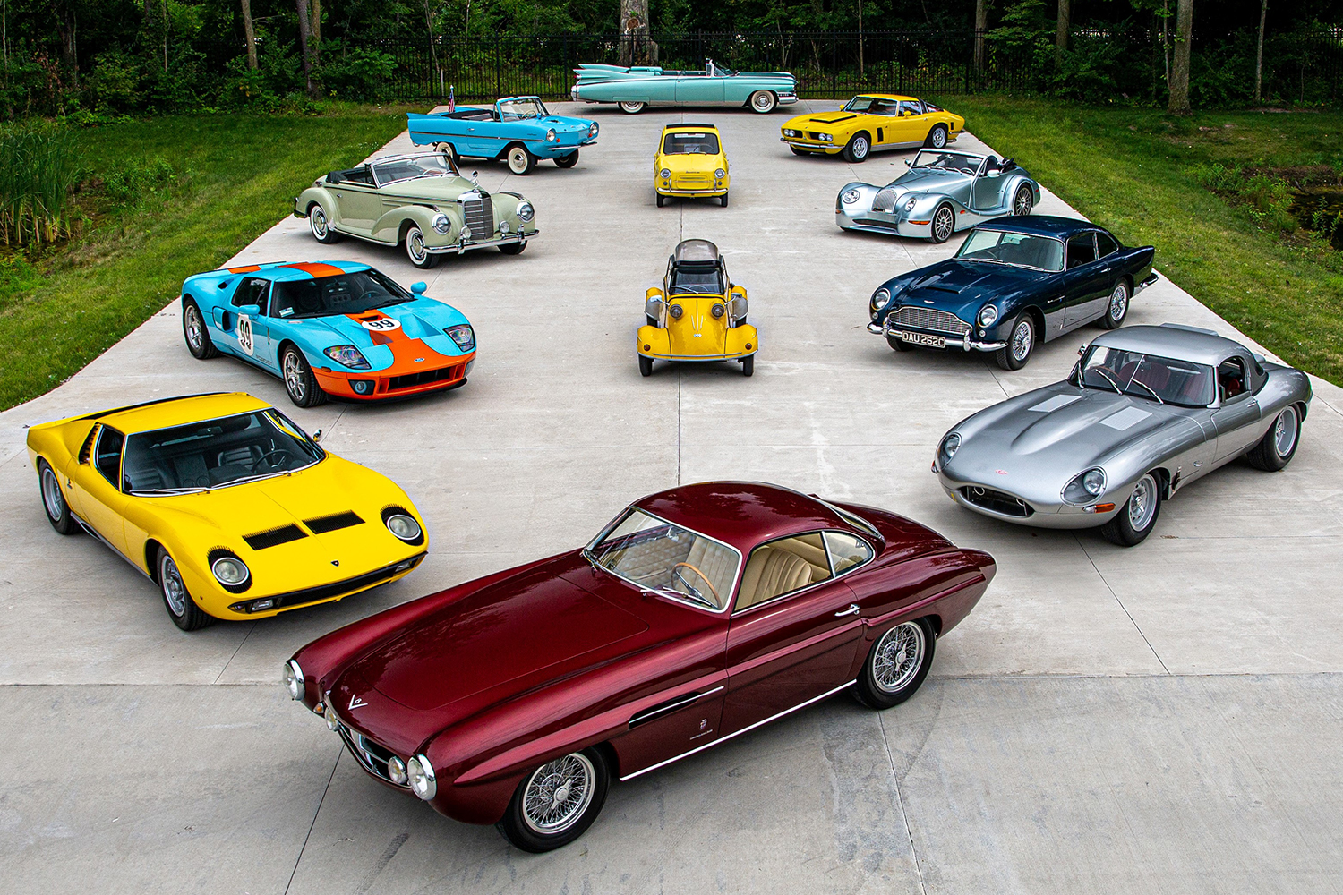 The Elkhart Collection cars being auctioned off at RM Sotheby's