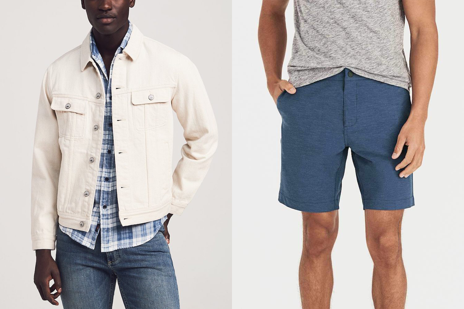 Faherty Storm Rider Jacket and All Day Shorts
