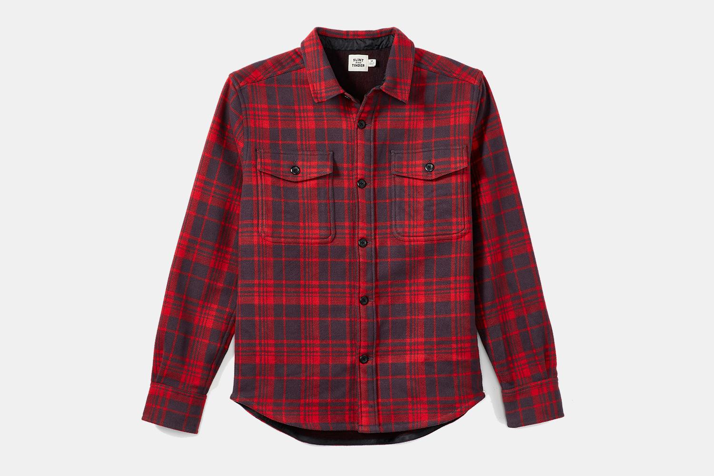 Flint and Tinder Expedition Shirt Jacket