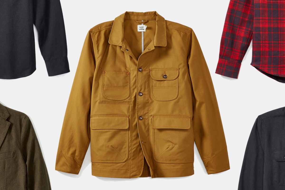 Tons of Flint and Tinder Gear Is Over 50% Off. Here's What to Buy.