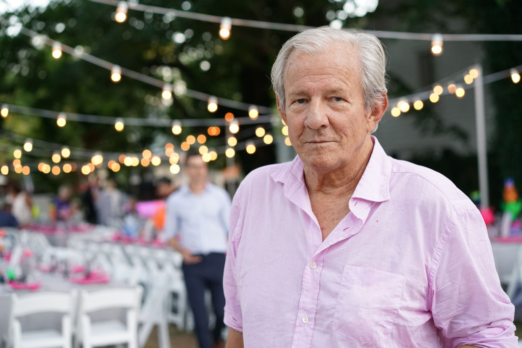 Artist and Photographer Peter Beard Is Missing
