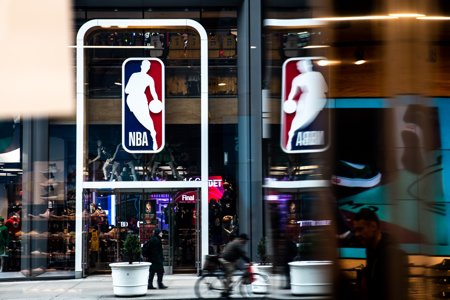 nba store new york reopening a bankruptcy