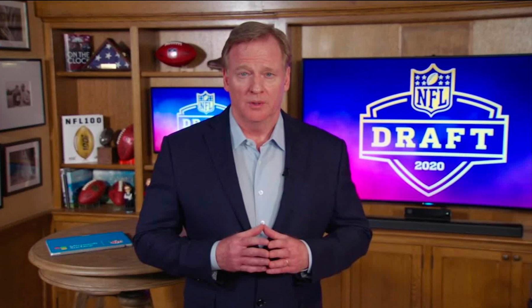 NFL Draft Goodell