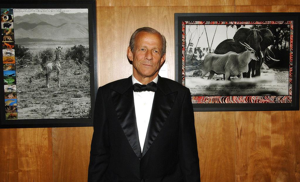 IMG PETER BEARD, American Artist, Photographer, Diarist, and Writer