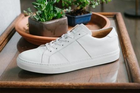Greats Royale whit sneaker