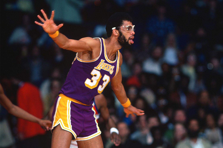 Lakers legend Kareem Abdul-Jabbar