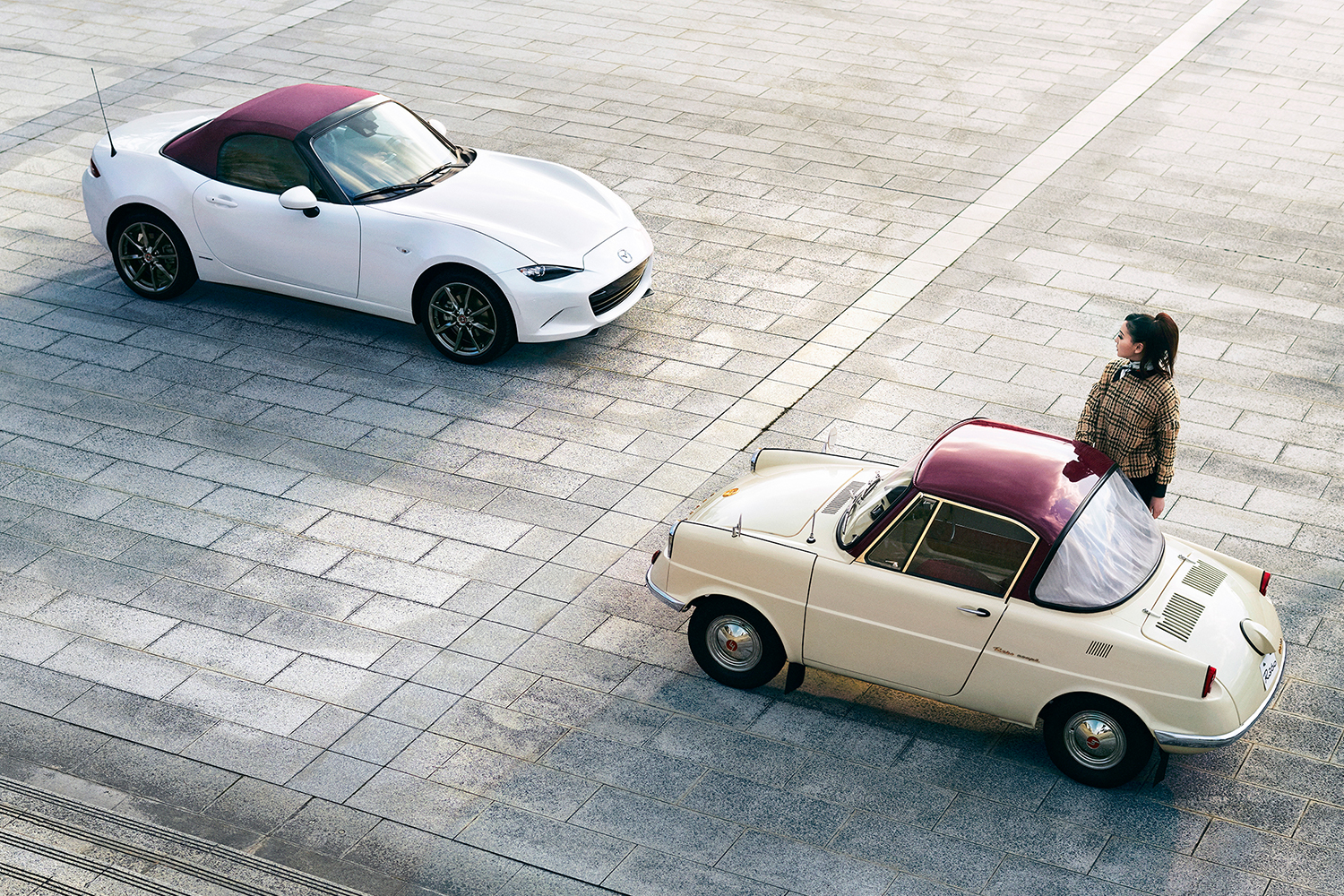 Mazda 100th Anniversary Special Edition models