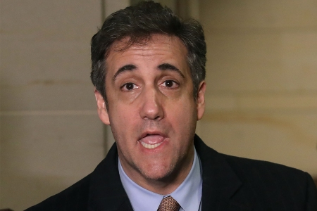 Former Trump attorney Michael Cohen