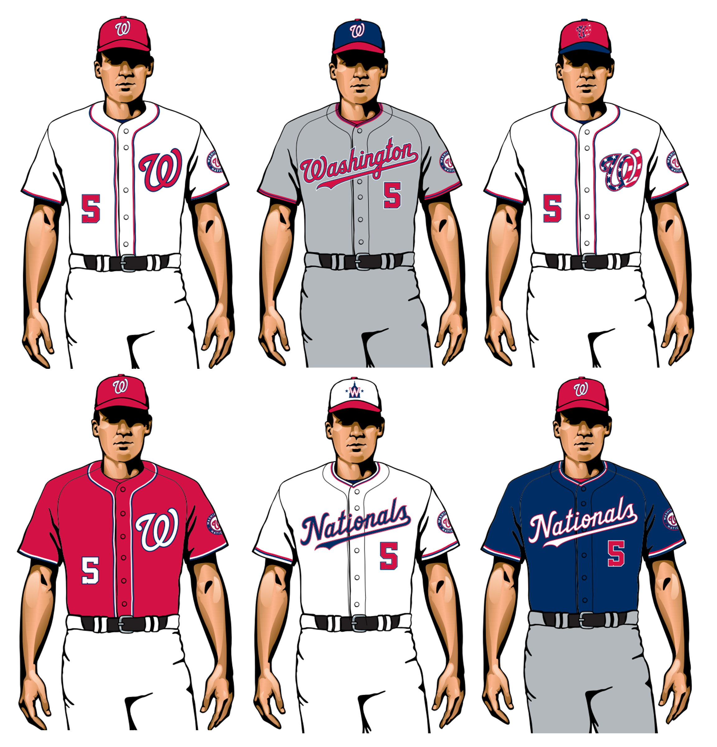 washington nationals uniforms 2020