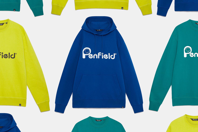 Penfield polar bear sweatshirts