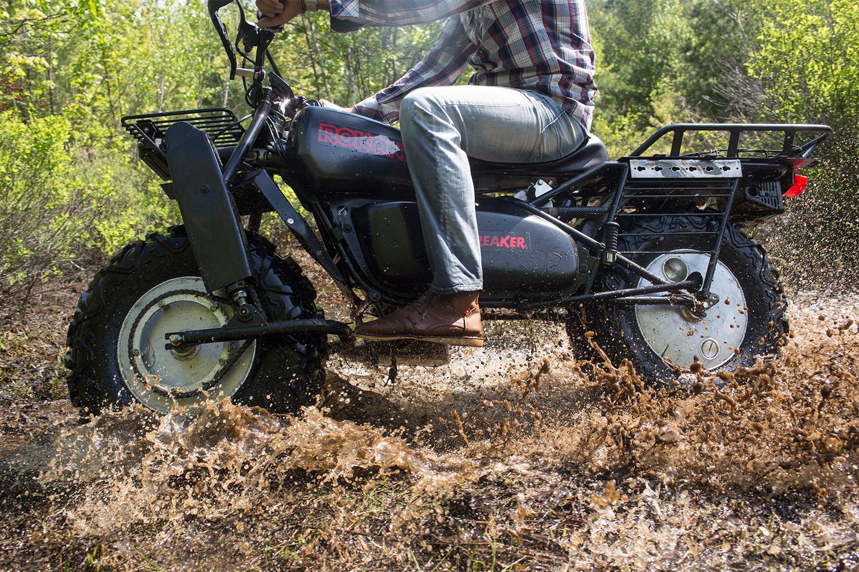 Rokon off-road motorcycle