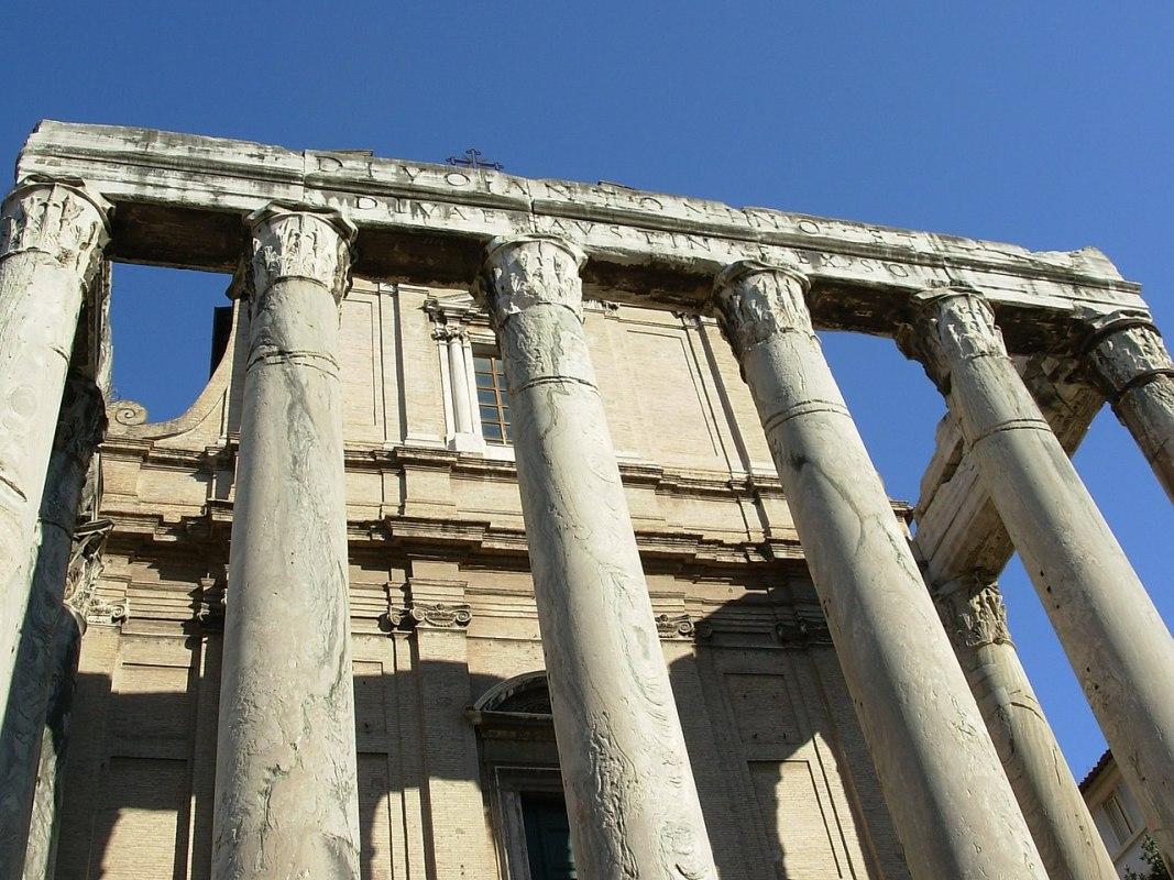 Temple of Antonine
