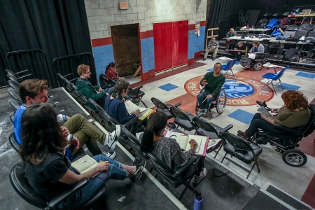 "Theater Wit's production of Mike Lew's play ""Teenage Dick"""