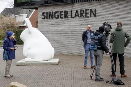 Vincent van Gogh painting stolen from Netherlands museum Singer Laren