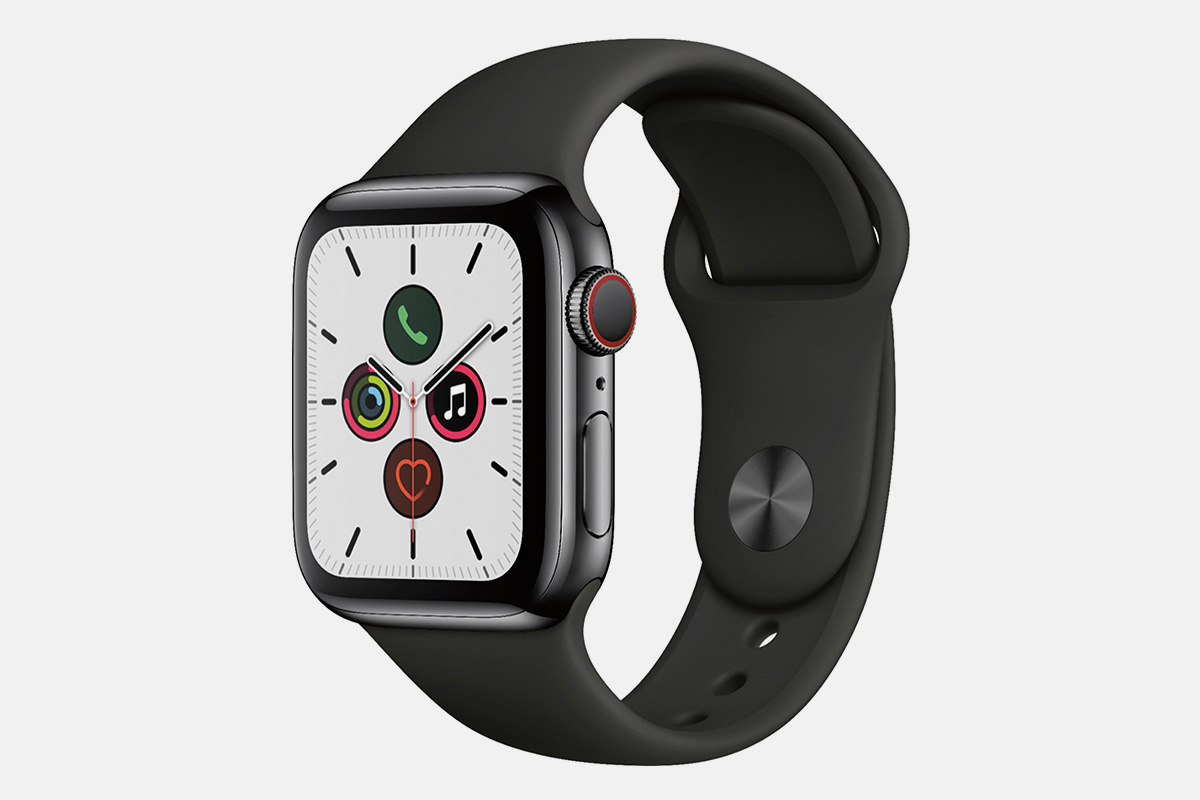 The Apple Watch Series 5 Has Never Been Cheaper Than Now Insidehook