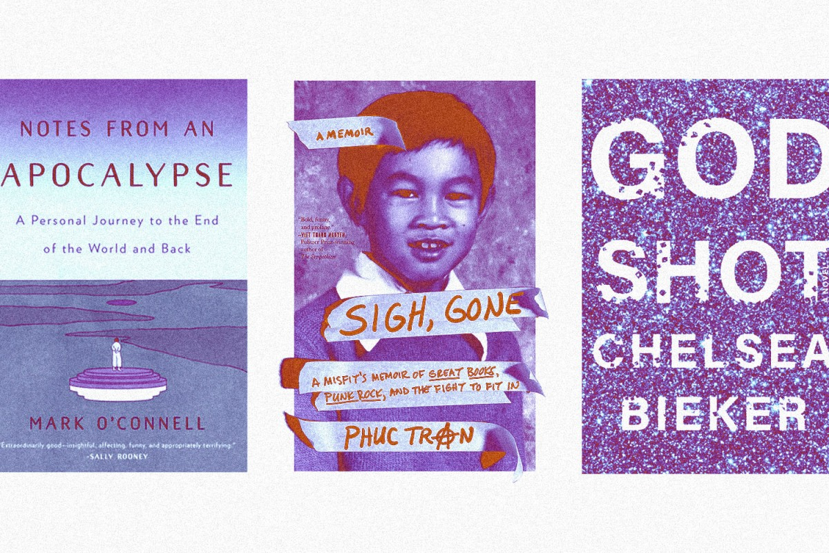 The 5 New Books You Should Be Reading This April