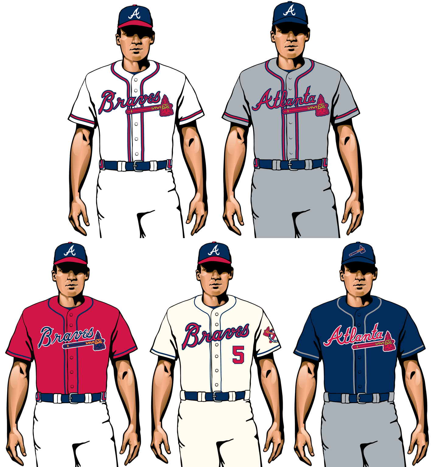 atlanta braves 2020 uniforms