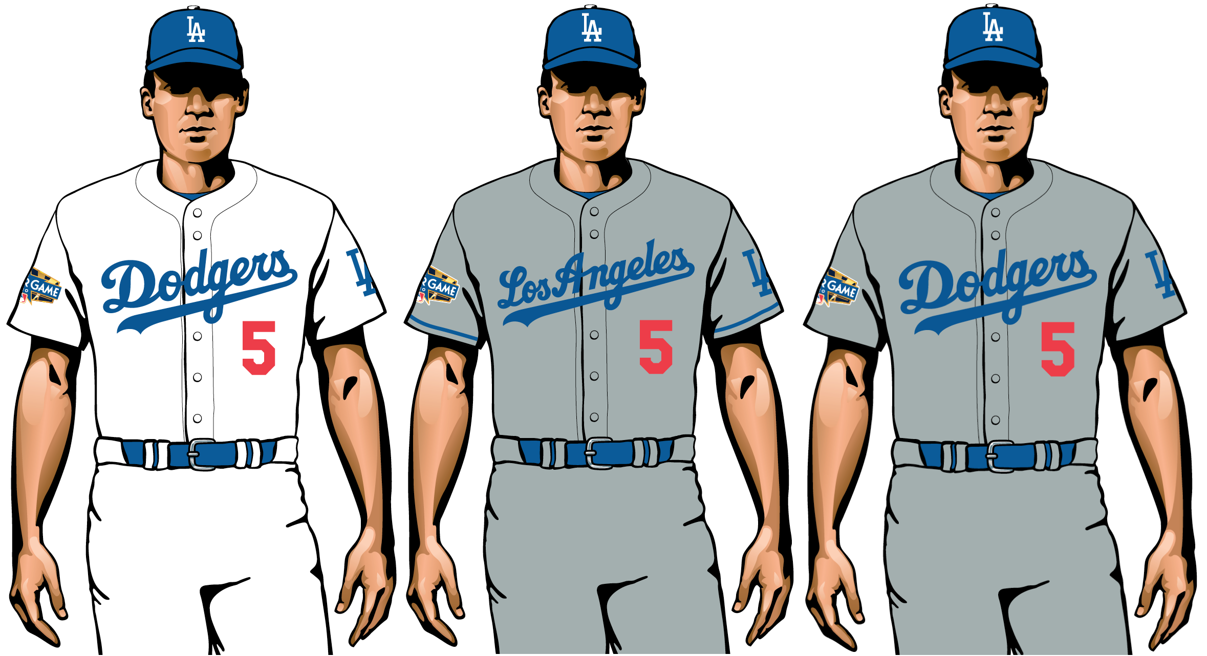 la dodgers 2020 uniforms
