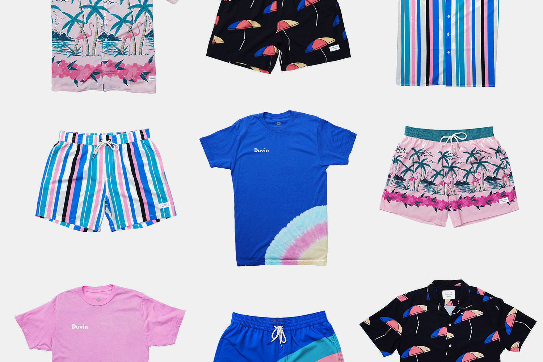 Duvin clothing