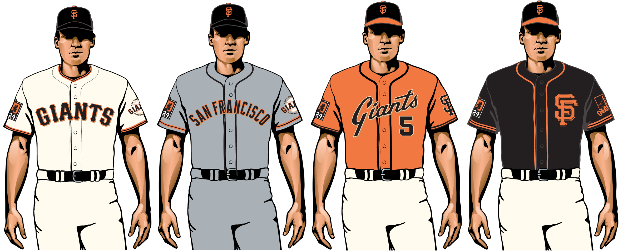 san francisco giants 2020 uniforms