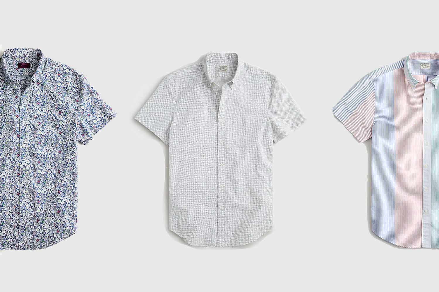 Deal: Take 50% Off Button-Downs and More Warm-Weather Wear at J.Crew
