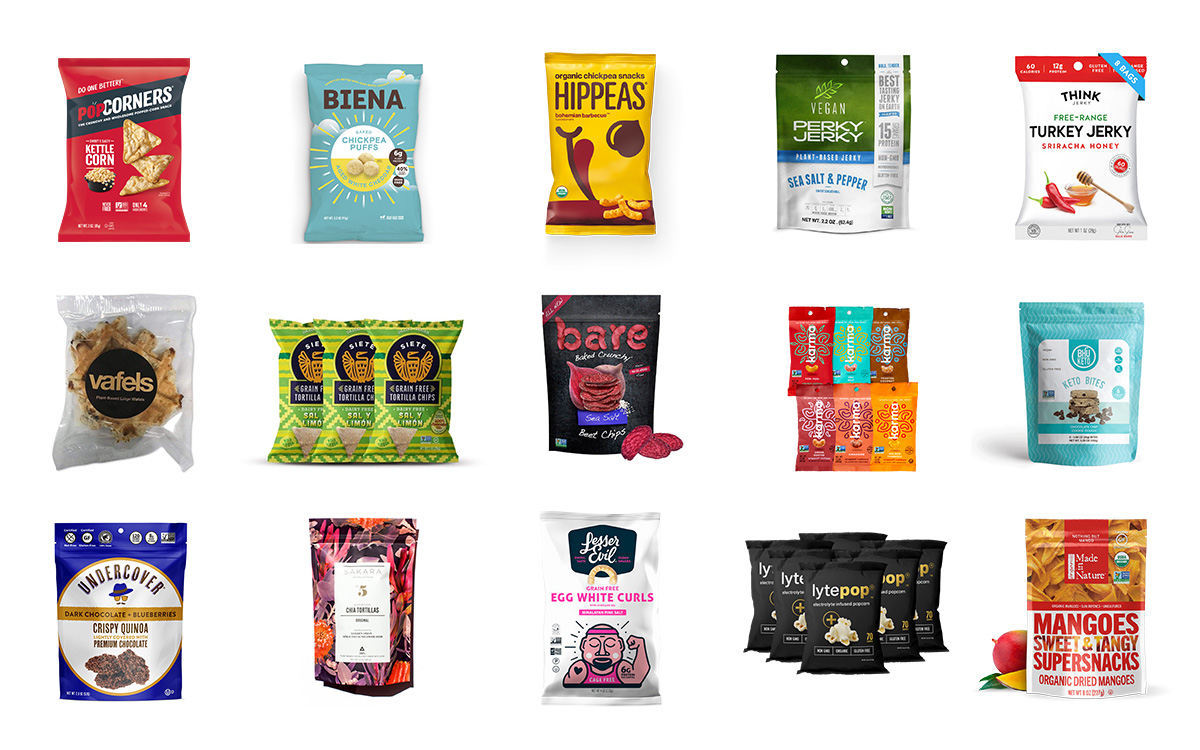 A Comprehensive Guide to America's Healthiest Snacking Brands