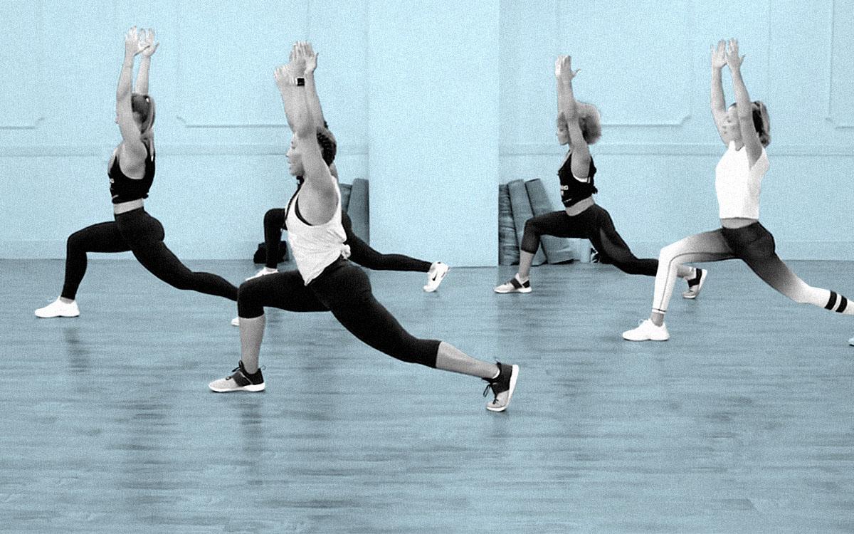 tik tok workout