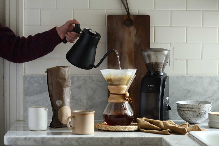 The Founder of Sightglass Walks Us Through His Morning Coffee Ritual