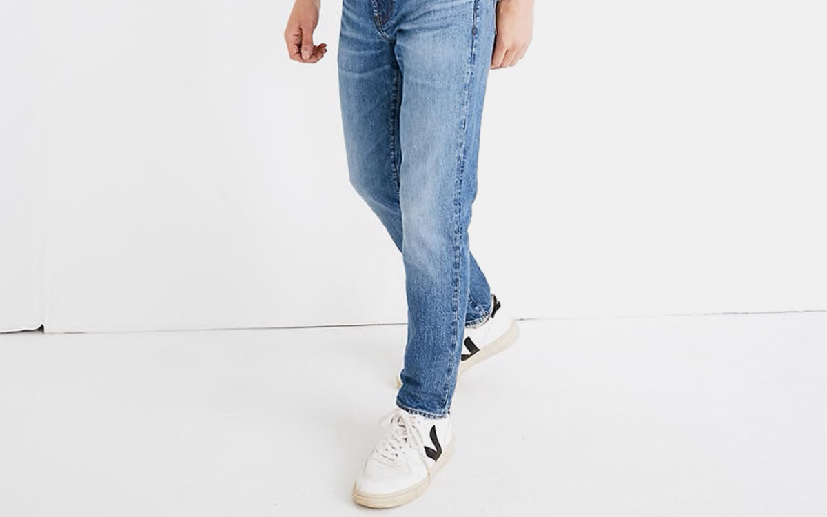 Save Big at Madewell, Including $100 Off Jeans